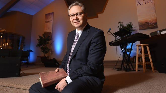Jim Henderson, pastor at LifeWay Church, host a hope and healing event at 2 p.m., Sunday, April 15.