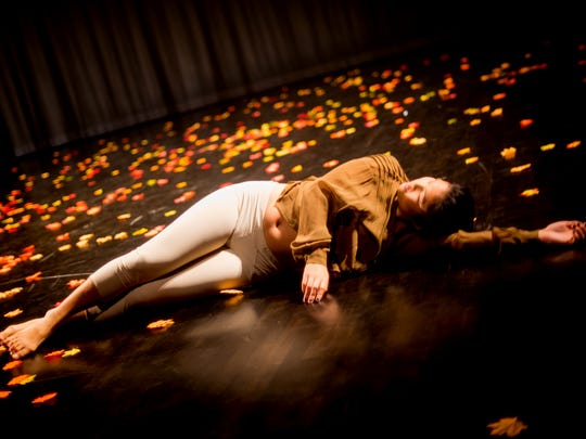 "The Middlebury College Department of Theatre and Dance presents its fall dance concert, ""Unframed,"" Friday and Saturday."