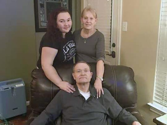 Texas shooting victim Cynthia Tisdale, top right, with