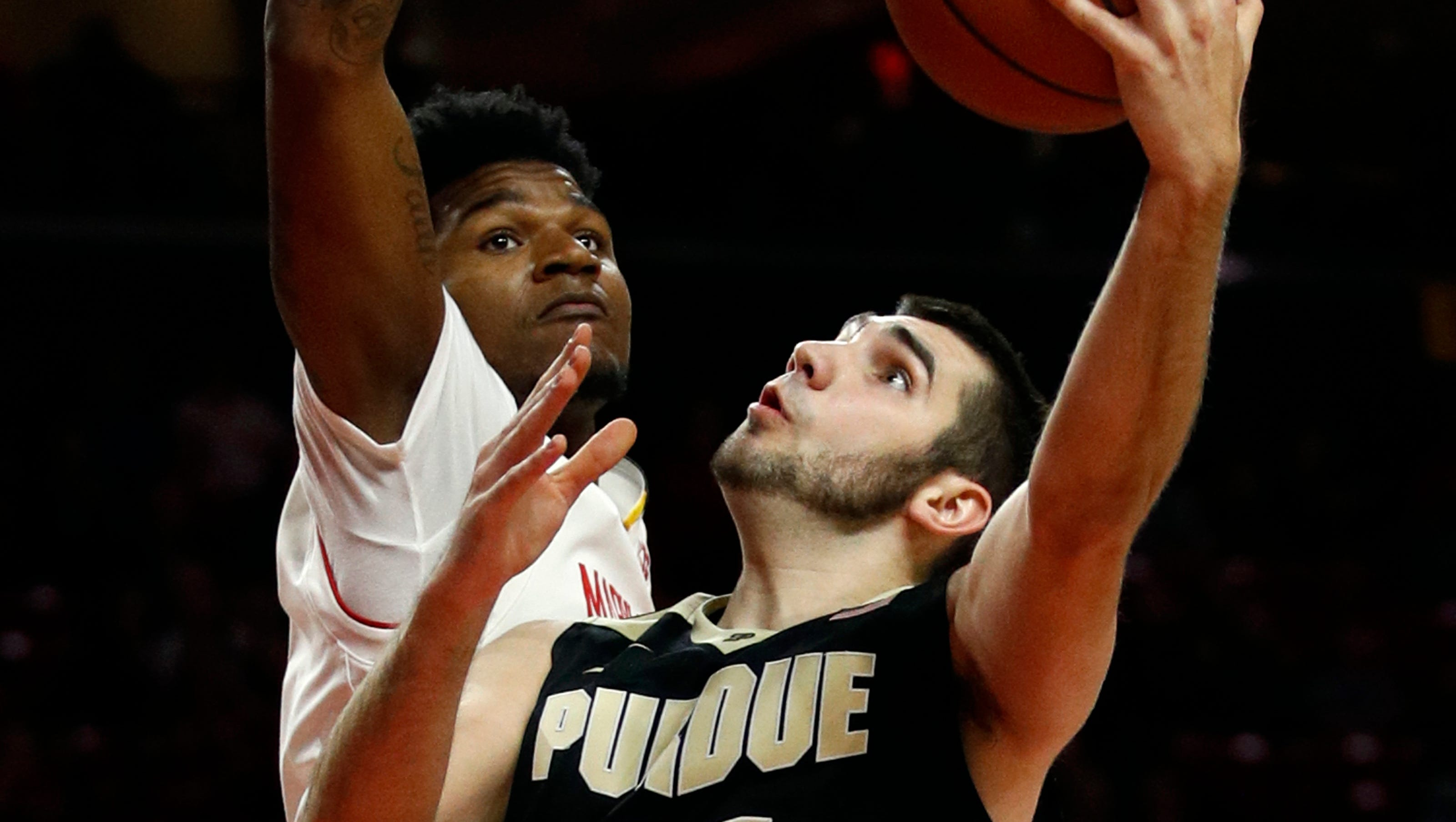 The official 201819 Mens Basketball Roster for the Purdue University Boilermakers