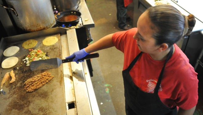 Gutierrez Restaurant will hold fundraiser to help with Guadalupe Valdez's funeral.