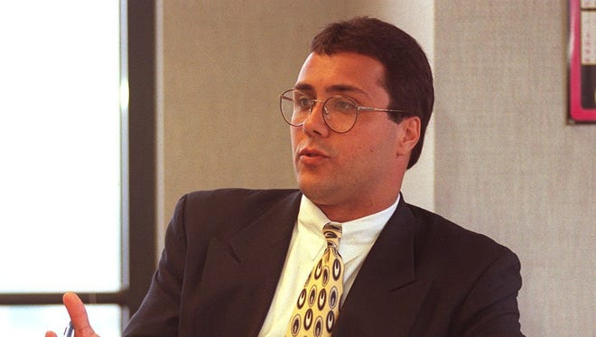 Cincinnati money manager Glen Galemmo, seen here in a 1997 photograph. is serving more than 15 years in prison for operating a Ponzi scheme.