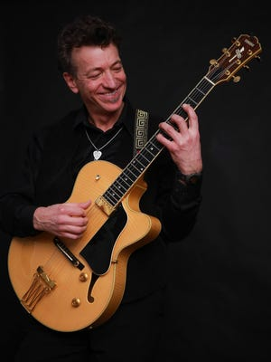 Scott Dercks will be one of the performers at a benefit concert for the Appleton Music Mission April 12 at the Blue Opus in Green Bay.