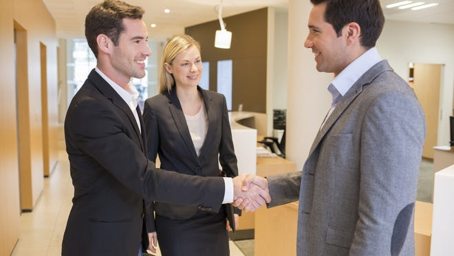 You may not want to do it, but for your business to be successful you'll have to be a salesperson.