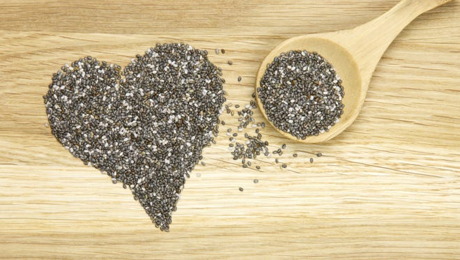 Chia seeds are just one of the superfoods you should start including in your snacks.