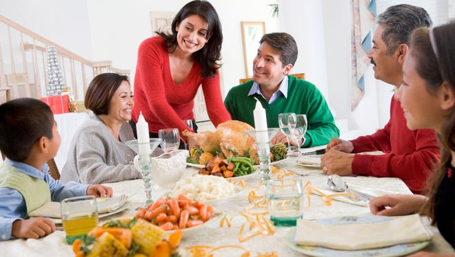 Preparing family meals can take time and add stress to your holidays.