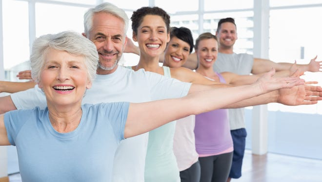 Along with regular aerobic exercise and weight training, balance exercises are an important part of a fitness program as we get older.