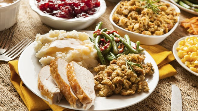 Order in to make the holiday meal easier.