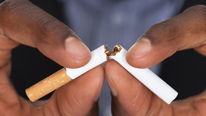 Those who seek support to stop smoking are more likely to succeed.