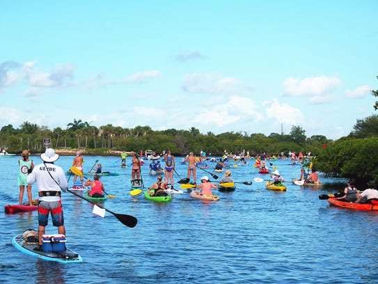 The Haiti Hurricane Relief Paddle is scheduled for
