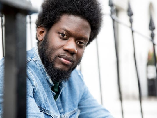 Michael Kiwanuka will perform June 7 at Old National