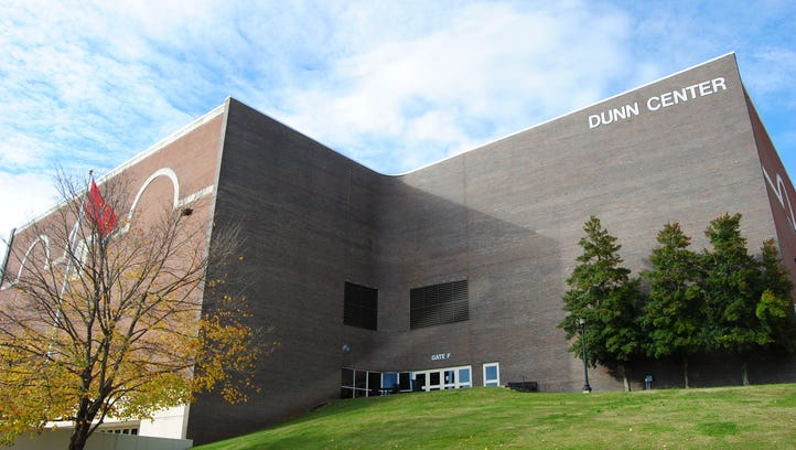 Austin Peay State University's Dunn Center is a multi-use arena.