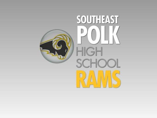 Southeast Polk Rams Logo