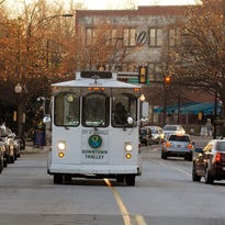 Electric trolley: Greenville embarked on modern age in 1901