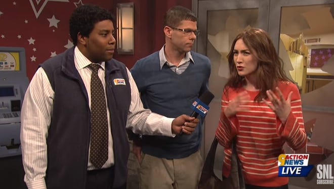 A 'Saturday Night Live' skit set in Phoenix featured some unrealistic details.