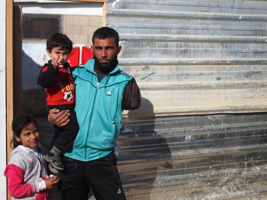 Mideast Jordan Syria Peace Conference
