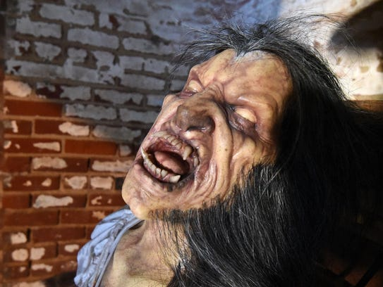 Paranormal Penitentiary includes this werewolf casted