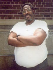 In a letter to City of Poughkeepsie resident Kristina Sharpe that was postmarked Sept. 27, 2012, Kendall Francois sent this undated image of himself.