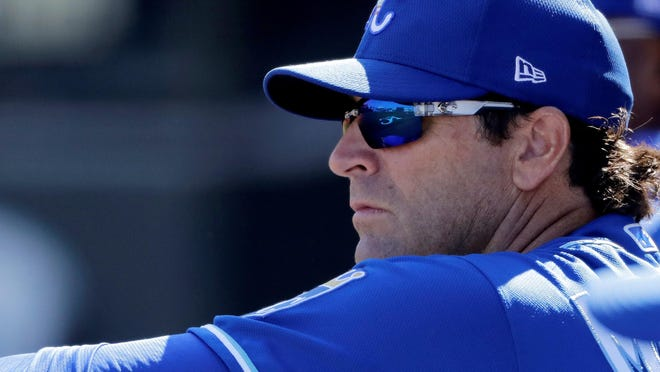 Kansas City Royals manager Mike Matheny is trying to navigate his team through a changing baseball landscape with Major League Baseball cracking down on pitchers using 'grip enhancers.'