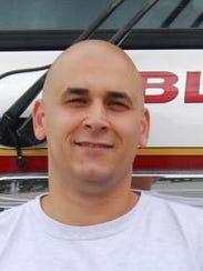 Bloomfield Deputy Fire Chief Louis Venezia