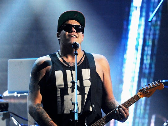 Rome Ramirez of Sublime With Rome, pictured in 2011.