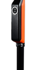 This smart cane monitors the activity of the user.