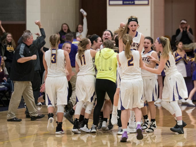 Unioto defeated Southeastern Thursday night at Unioto