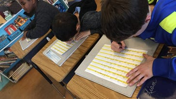 Feighan: Detroit school charts own path with cursive