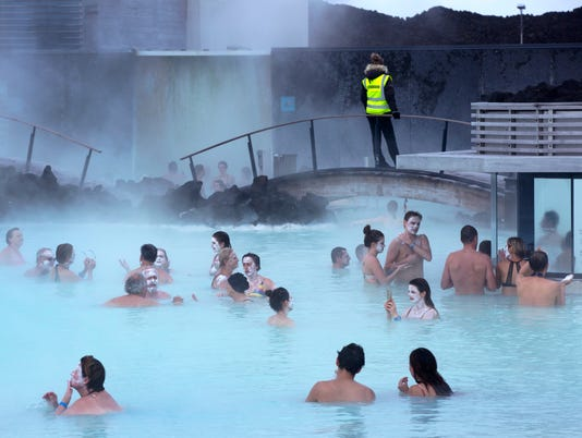 82 hours in Iceland