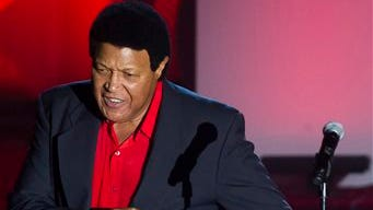 Chubby Checker performs at the Songwriters Hall of Fame Awards on Thursday  in New York.