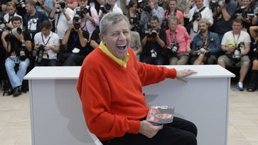 Newark-born Jerry Lewis, a star of many (and some difficult) parts
