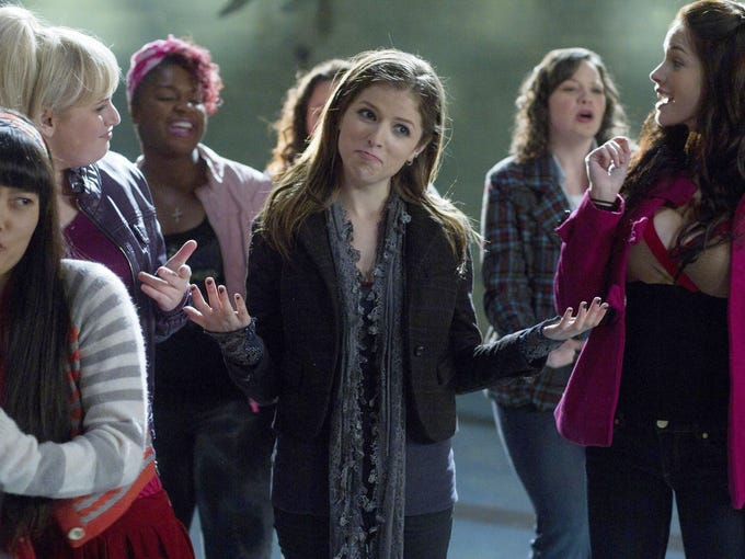 Kendrick plays Beca, a slightly punk risk-taker who