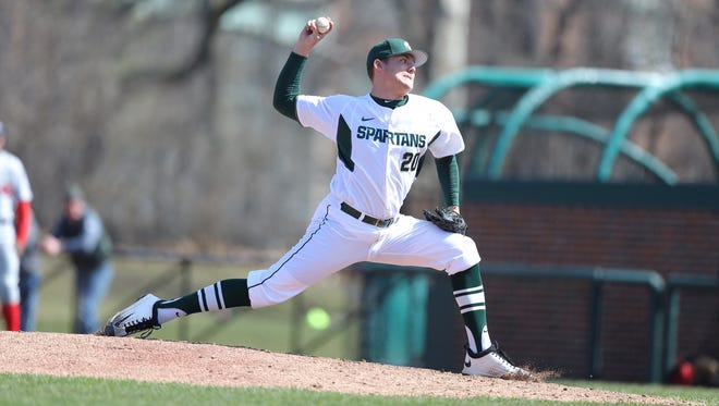 MSU redshirt sophomore Dakota Mekkes was selected by the Chicago Cubs in the 10th round of the MLB draft.