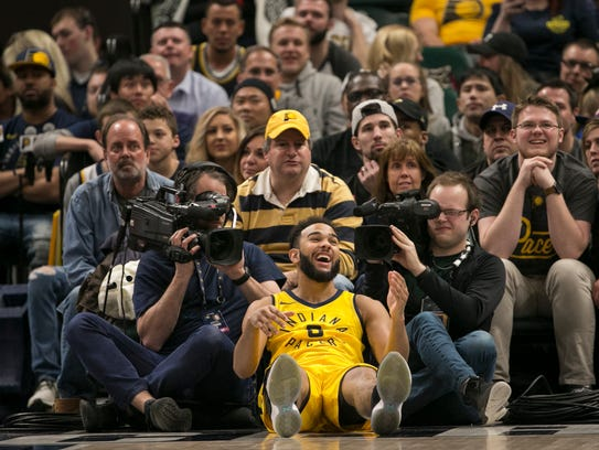 Pacers enter 2018 NBA Playoffs with attendance down, cheap tickets