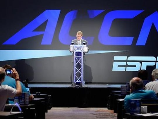A look at the official ACC Network logo.
