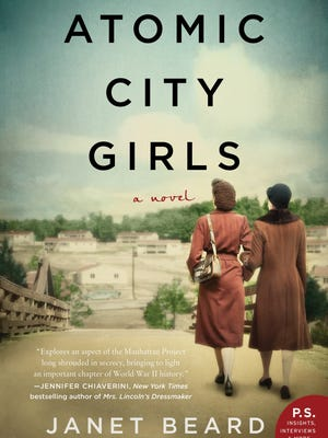 """Even the more over-the-top details in """"The Atomic City Girls"""" are supported by an unusual — but highly effective — sort of documentation for a novel: Declassified Department of Energy photographs illustrate every chapter."""