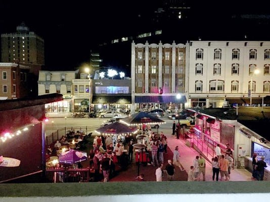 A peek at Harrisburg's nightlife shows a colorful scene whose similarities and differences could help boost York's downtown nightlife as well.