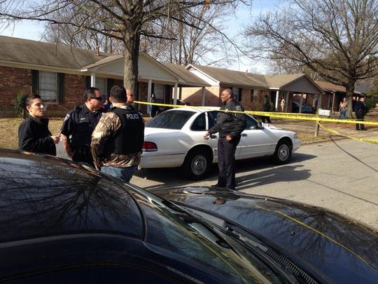 Jackson police are investigating a homicide on Woodberry Trail