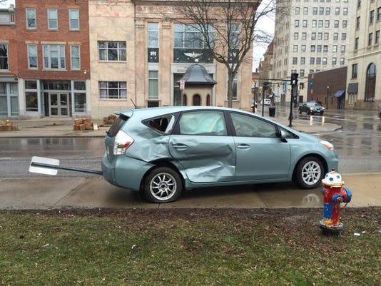 Park Avenue Crash