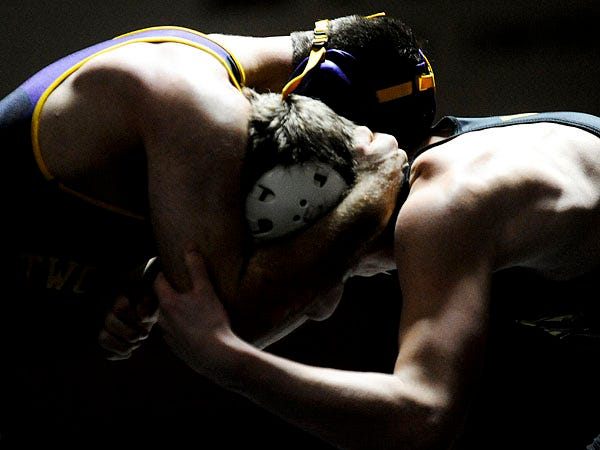 The final Prep Wrestling Honor Roll of the 2014-15 season.