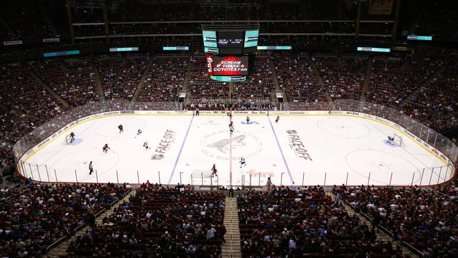 The Coyotes have found a new ECHL affiliate, signing a one-year agreement with the Rapid City Rush, the team announced Tuesday.
