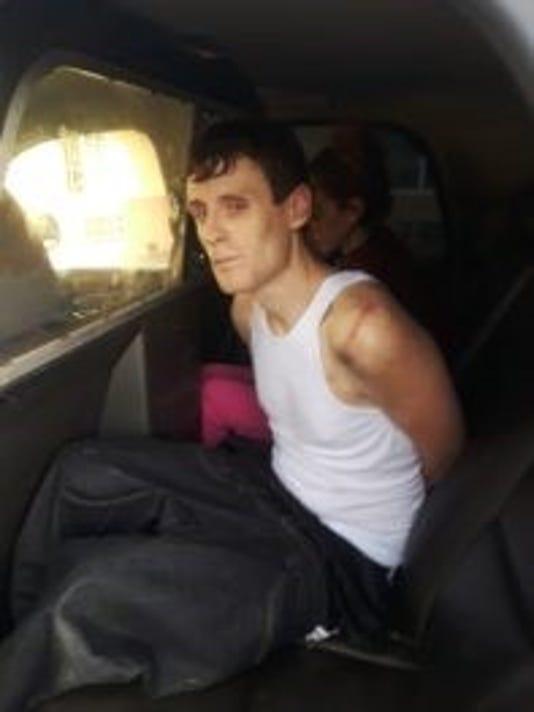 Alleged drug dealer arrested
