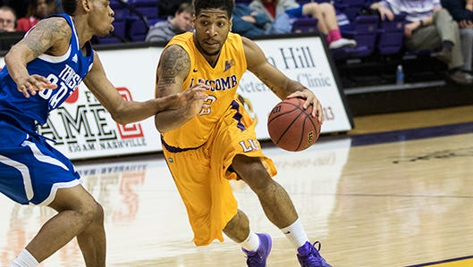 Lipscomb's Josh Williams is the Atlantic Sun Conference Co-Player of the Week.