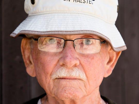 Larry Little, 77, Kokomo, Indiana