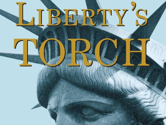 BOOK_MITCHELL-LIBERTY-TORCH-BOOK-jy-570-