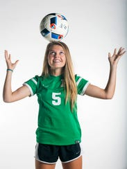 Olivia Talmage, Fort Myers High School, Soccer All-Area