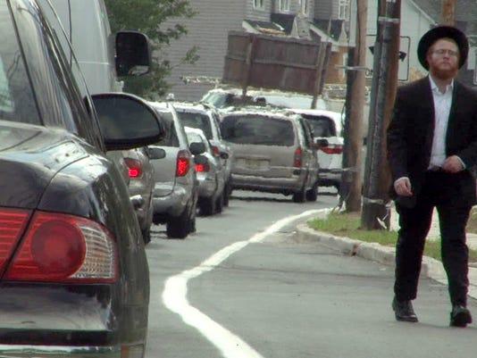 Lakewood traffic congestion