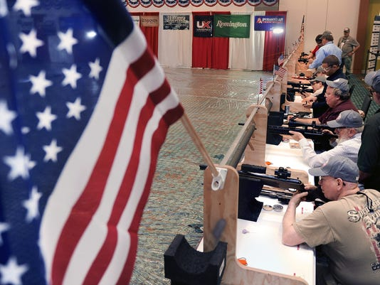 AP TENN NRA CONVENTION A USA TN