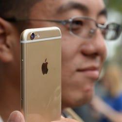 Apple winning smartphone war