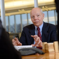 John Koskinen, IRS commissioner, speaking to the USA TODAY Editorial Board in January.